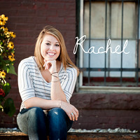 Rachel {Senior Portraits}