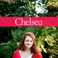 Chelsea {Senior Portraits}